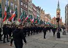 Aż dziewięć kontrmanifestacji nacjonalistów przeciwko wiecowi prezydenta Adamowicza