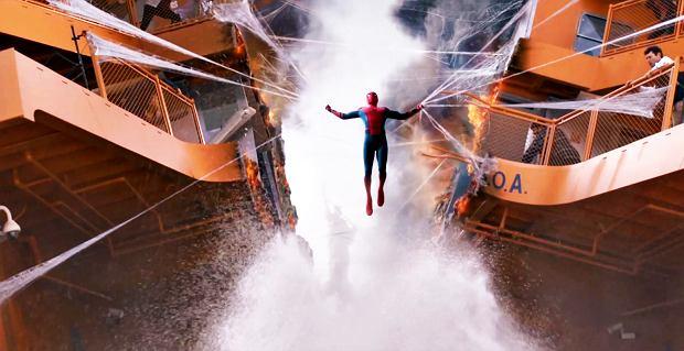 Kadr z filmu 'Spider-Man: Homecoming'