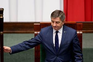 Marszałek Sejmu wyśle straż do odblokowania mównicy? Kuchciński: jest to teoretycznie możliwie