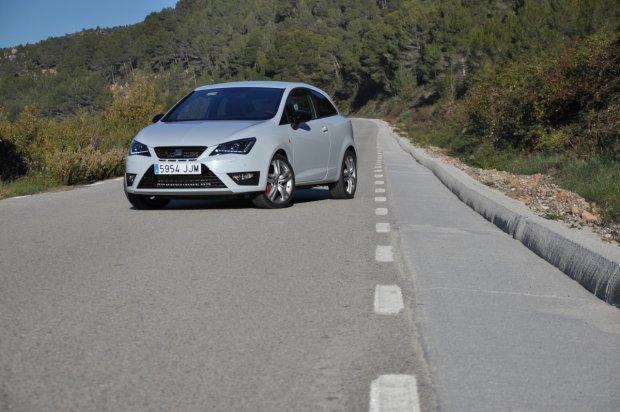 Seat Ibiza Cupra 1.8 TSI | Pierwsza jazda | Upsizing