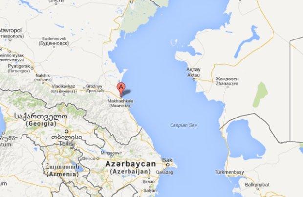 Zamach przed restauracj� w stolicy Dagestanu. S� ranni