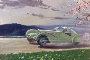 Samochody przysz�o�ci | Dawne pomys�y