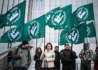 """Wojewoda na marszu ONR:  """"Esbecy i kapusie mówią, że  walczą o demokrację"""""""