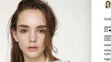 18-latka z Tczewa now� gwiazd� �wiata mody. Robi�a du�o selfie, teraz reklamuje Prad�
