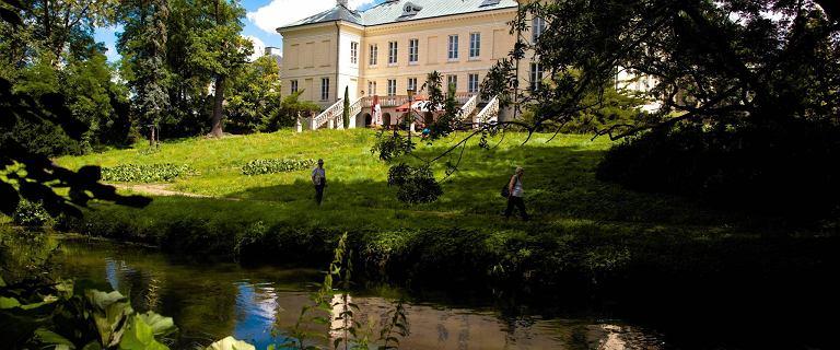 Majówka w województwie łódzkim. Wycieczka szlakiem zabytkowych pałaców