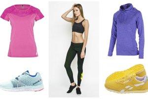 Damskie ubrania sportowe na si�owni�. Najwygodniejsze fasony