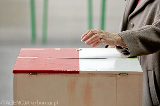 Jest termin wybor�w samorz�dowych. W�jt�w i burmistrz�w wybierzemy 16 listopada