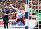 Kamil Syprzak najlepszym kołowym fazy wstępnej EHF Euro 2016