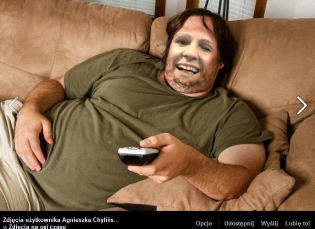 Zdjęcie z profilu Agnieszki Chylińskiej