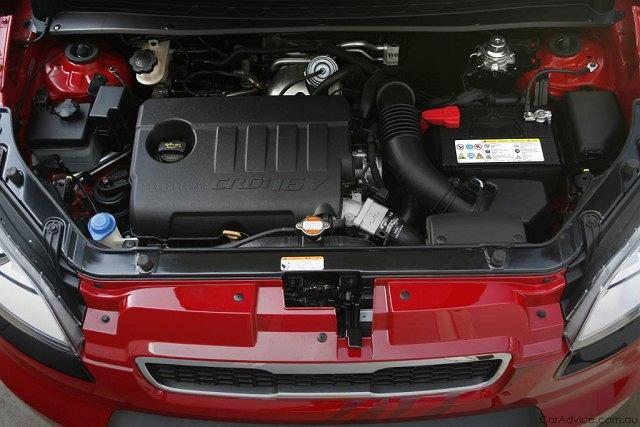 Kia Soul z silnikiem wysokoprężnym 1.6 CRDi