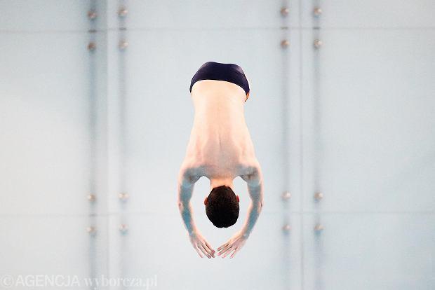 Zdjęcie numer 0 w galerii - Zatoka Sportu. Zawody w skokach do wody [PIĘKNE ZDJĘCIA]