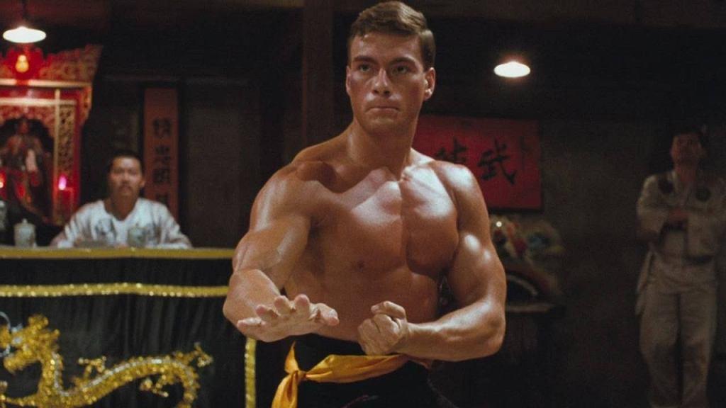 Jean-Claude Van Damme w filmie 'Krwawy Sport' / mat. prom