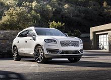 Lincoln Nautilus - prezentuje potężnego i luksusowego SUV-a