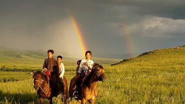 Dzisiejsza Mongolia.