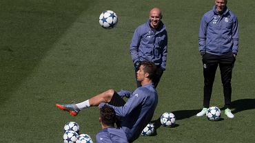 Antonio Pintus, Zinedine Zidane i Cristiano Ronaldo