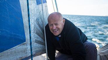 Paszke: Najtrudniejszy moment na morzu? Zatonęło 86 jachtów, zginęło 15 członków załogi...