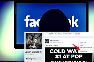 Czy na Facebooku obowi�zuje cenzura i podw�jne standardy? Zapytali�my u samego �r�d�a