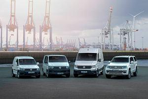 Dostawcze Volkswageny biją rekordy