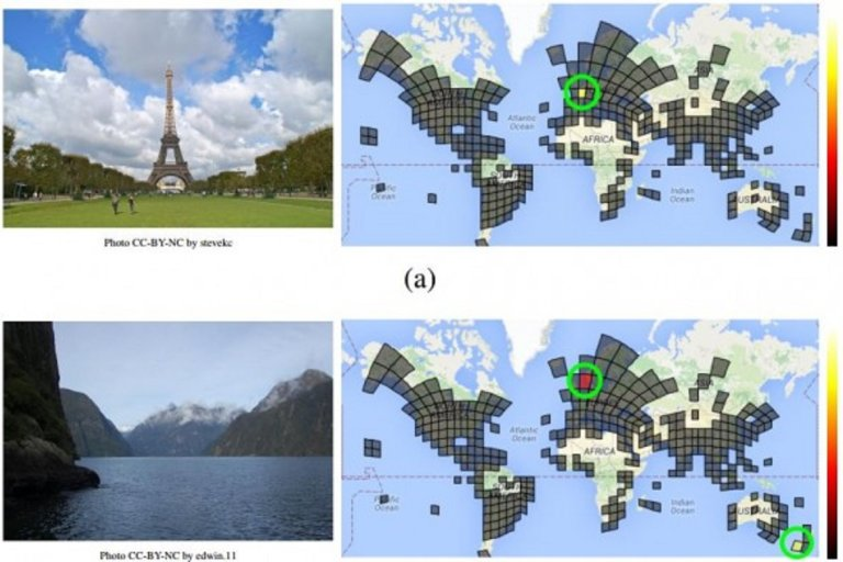 Google podzieli� �wiat na obszary, a nast�pnie przypisa� do nich zdj�cia