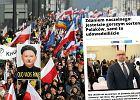 Manifestacja KOD. Marsz poparcia dla Lecha Wałęsy