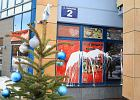 Atak wandali na ukraiński sklep na Kabatach. To już siódmy raz