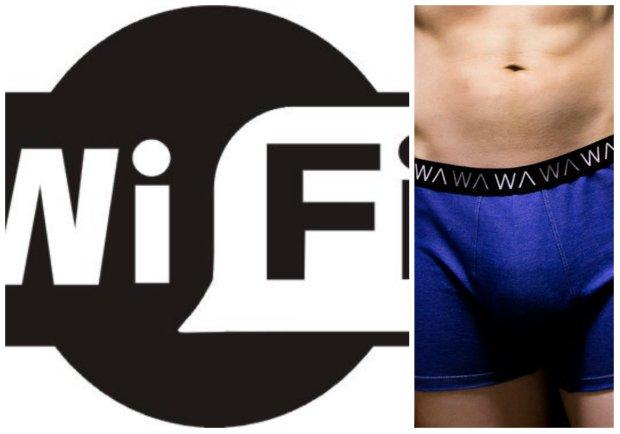 Męskie majtki odporne na Wi-Fi: mają chronić przed bezpłodnością