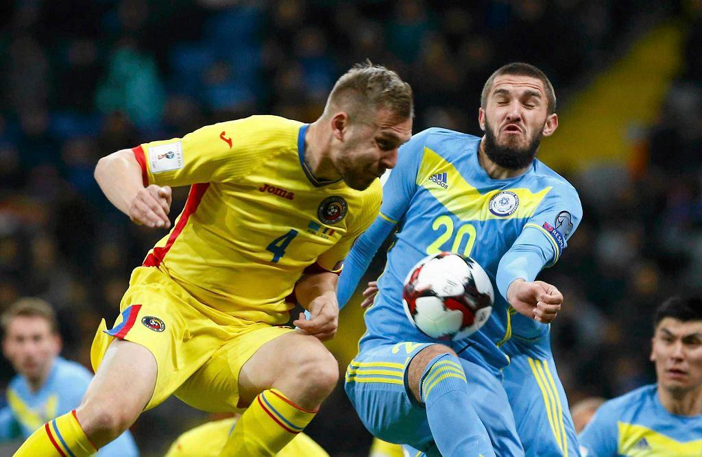 Kazachstan - Rumunia