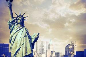 Nowy Jork. Statua Wolno�ci