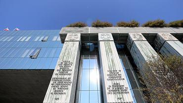 Gmach Sądu Najwyzszego w Warszawie