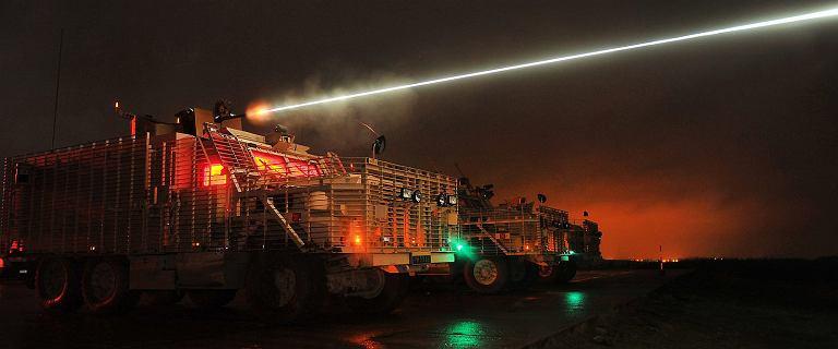 8 futurystycznych broni, które naprawdę już istnieją