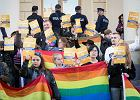 Protest w obronie Marszu Równości