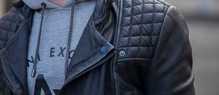 Skóra rządzi! Świetne modele męskich kurtek idealnych na jesień