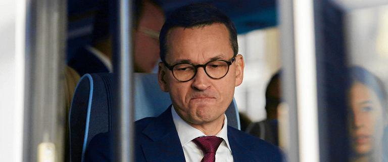 Premier Mateusz Morawiecki zapowiada kolejny program. Tym razem to Kolej+