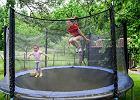 Wypadki na trampolinie przyczyną aż 5 proc. urazów ortopedycznych