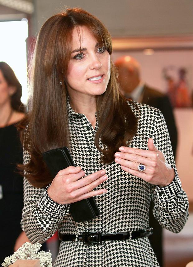 Księżna Kate Wraca Do Pracy Po Narodzinach Charlotte Elegancka
