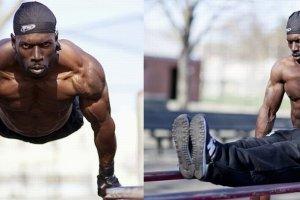 Co trzeba jeść, żeby mieć takie mięśnie?