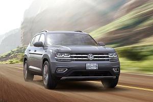 Volkswagen Atlas   Diesel dla Europy Wschodniej