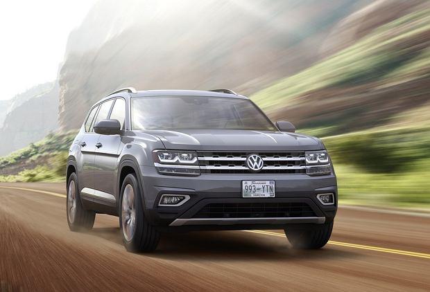 Volkswagen Atlas | Diesel dla Europy Wschodniej