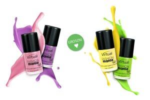 Soczyste lakiery Fashion Mania - duży wybór wiosennych kolorów