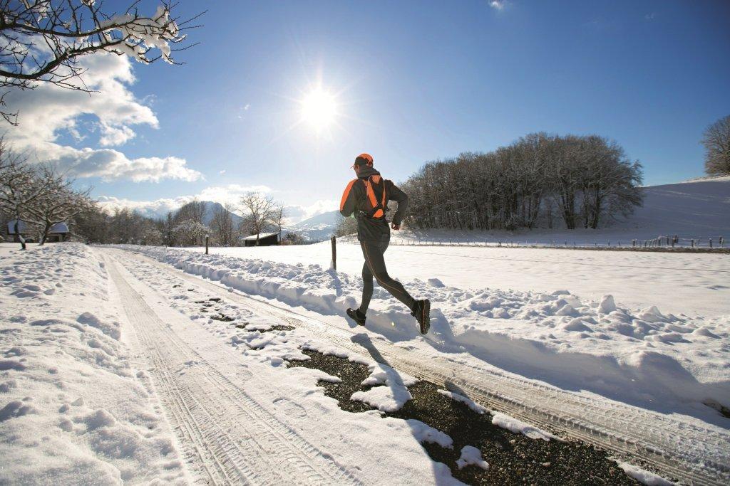 Odzież do zimowego biegania