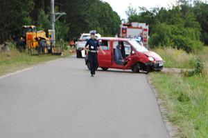 Długi weekend na drogach. 66 wypadków i dwie ofiary śmiertelne