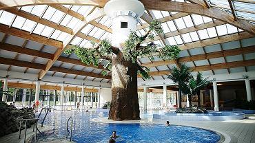 Aquapark 'Fala' w Łodzi