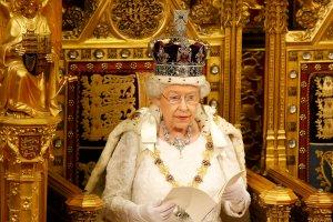 Kr�lowa El�bieta II przedstawi�a program brytyjskiego rz�du na najbli�szy rok