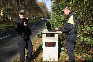 Stacjonarne fotoradary - nie dla stra�y miejskiej