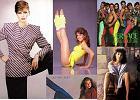 """Z cyklu """"Historia mody w pigułce"""": lata 80."""