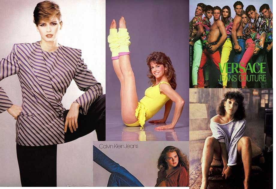 201eb2396b Z cyklu  Historia mody w pigułce   lata 80.