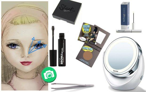 Makija� i regulacja brwi - jak stworzy� pi�kn� opraw� oczu?