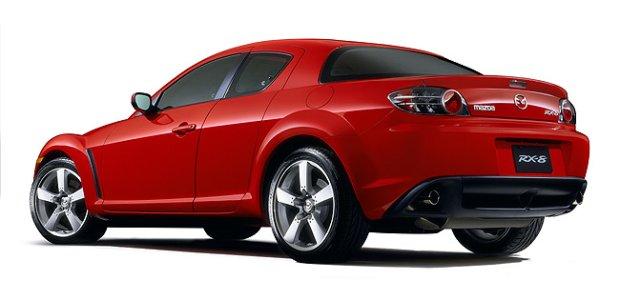 Mazda RX-8 2003 - 2012