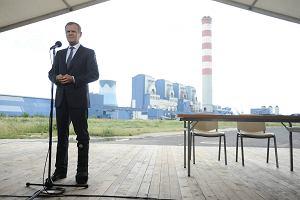 Tusk: Wieprzowa szar�a Kaczy�skiego jest nietrafiona