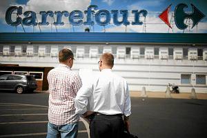 Carrefour uruchomi� sprzeda� przez internet. Ale nie sera czy szynki. Telewizory...